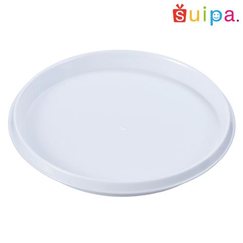 【ケーキトレー プラスチックトレー】PS 70φ サークルトレー 白 1,200個【インジェクショントレー プラスチックのケーキトレー】