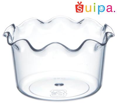 【送料無料】東光 PS 59-50 新水玉カップ 小 N 容量50cc 1500個【デザートカップ ゼリー容器 プリンカップ 使い捨てカップ プリン型 プラスチック容器 日本製】