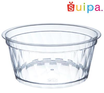 【送料無料】【日本製】PS88-145 デザートカップ N 800個 【デザートカップ プリンカップ プリン型 プラスチック容器 カップ】