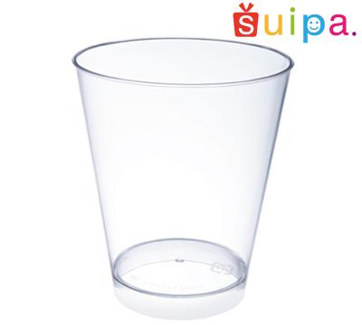 【日本製】PS 76-235 スタンダードカップH 500個 【デザートカップ プリンカップ プラスチック容器 耐熱容器】