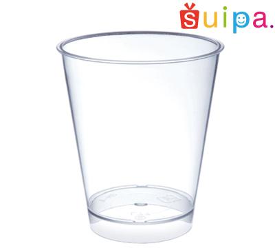 【送料無料】【日本製】PS 66-140 スタンダードカップ 500個 【デザートカップ プリンカップ プラスチック容器 耐熱容器】