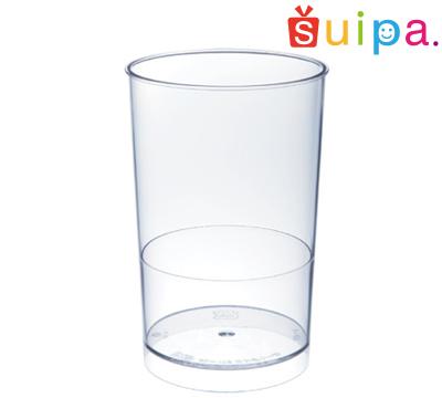 【送料無料】【日本製】PS 60-175 ロングトールカップ 500個【ゼリーカップ デザートカップ プリンカップ プラスチックカップ】