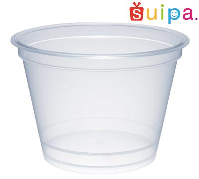 【送料無料】【耐熱】PP88-210 プリンカップN 1000個 【デザートカップ プリンカップ プラスチック容器 カップ】
