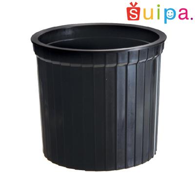 【耐熱】PP60-110 マーブルカップ 黒 500個 【日本製】【デザートカップ プリンカップ プラスチック容器 耐熱容器】