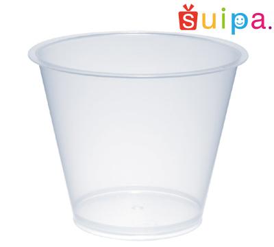 【送料無料】【耐熱】PP71-120 プリンカップ新 2000個【日本製】 【デザートカップ プリンカップ プラスチック容器 カップ】