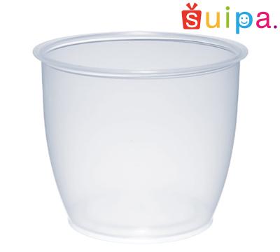 【送料無料】【耐熱】PP76-190 プリンカップ A新N 1000個 【日本製】【デザートカップ プリンカップ プラスチック容器 カップ】
