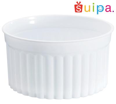 【送料無料】【耐熱】PP 71-100 マーブルカップ B 白 500個【日本製】 【デザートカップ プリンカップ プリン型 プラスチック容器 カップ】