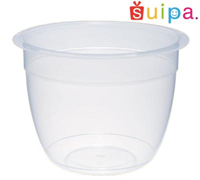 【送料無料】【耐熱】PP76-160 ラウンドプリンN 1000個【日本製】 【デザートカップ プリンカップ プラスチック容器 カップ】