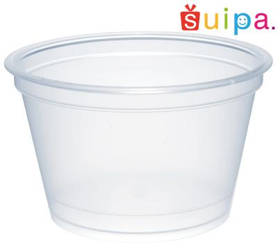 ■【送料無料】【耐熱】PP88-190 プリンカップ 新N 1000個 【デザートカップ プリンカップ プラスチック容器 カップ】