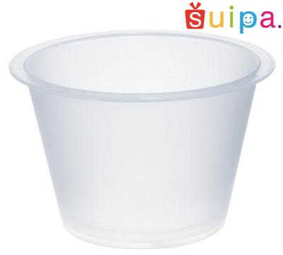 【送料無料】【耐熱】PP66-74 プリンカップ 2000個【日本製】 【デザートカップ プリンカップ プラスチック容器 カップ】