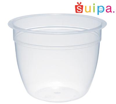 ■【耐熱】PP70-130 ラウンドプリンN 1,200個【日本製】【デザートカップ プリンカップ プラスチック容器 カップ】