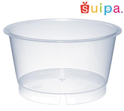 【送料無料】【耐熱】PP76-110 プリン水切り付 1,500個【日本製】