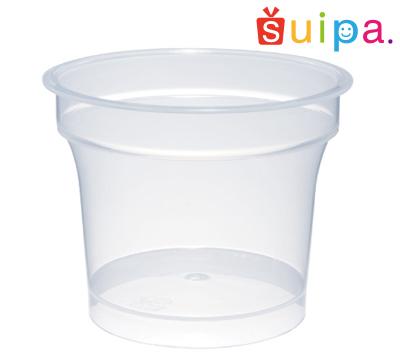 【送料無料 業務用】【耐熱】PP76-150 PAOプリンカップ 1,000個【日本製】 【デザートカップ プリンカップ プラスチック容器 カップ】