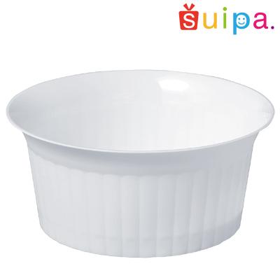 ■【送料無料】【耐熱】PP80-110 マーブルカップ 白 1,000個 【日本製】【デザートカップ プリンカップ プラスチック容器 耐熱容器】