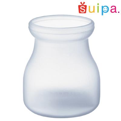 【耐熱】PP ブロー 52-110 ミルクボトル 630個【日本製】 【牛乳瓶 デザートカップ プリンカップ プラスチック容器 耐熱容器】