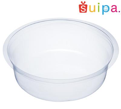 【送料無料】【日本製】A-PET 88ミリφ IC 2,000個 【デザートカップ プリンカップ ゼリーカップ プラスチックカップ 中皿】【あんみつ 餡蜜 みつまめ 蜜豆】