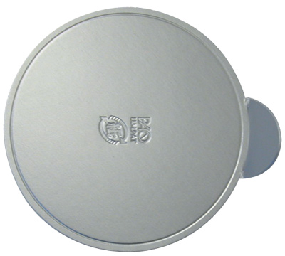 ■【送料無料】ケーキ台紙 70ミリφ 銀 1,000枚セット