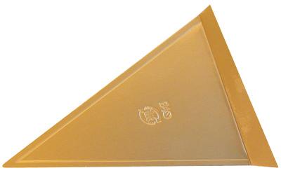 ■【送料無料】ケーキ台紙 トルテ6-10 金 1,000枚セット