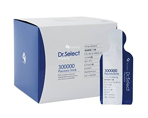ドクターセレクト300000プラセンタドリンクスマートパック1箱30個入り×5箱 Dr.Select 箱なし発送 送料無料