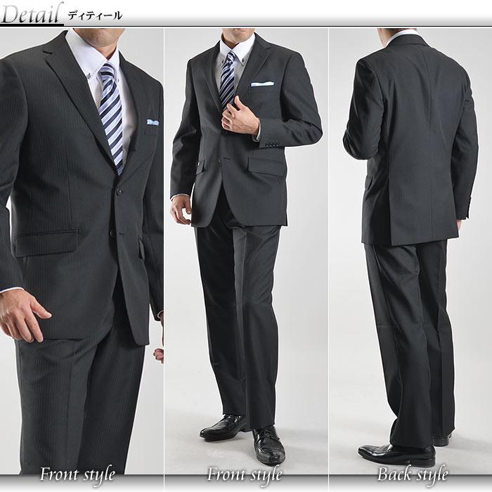 スーツ メンズ ビジネス ブリティッシュ 段返り 3ツボタンスーツ 秋冬 新作 洗える パンツウォッシャブル機能 プリーツ加工 メンズスーツ ビジネススーツ 紳士服 3つ釦 suit