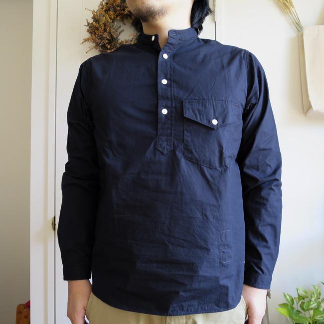 ENDS and MEANS Pullover Shirts エンズアンドミーンズ プルオーバーシャツ EM161S009