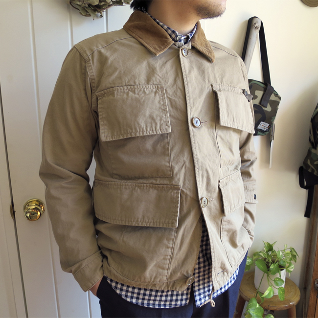 【50%OFF】ENDS and MEANS FishingJacket エンズアンドミーンズ フィッシングジャケット ※返品・交換不可