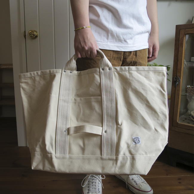 ENDS and MEANS BIG TOOL BAG エンズアンドミーンズ ビッグツールバッグ