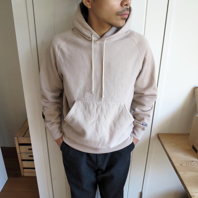 ENDS and MEANS Heavy Hoodie 17AW エンズアンドミーンズ ヘビーフーディー パーカー