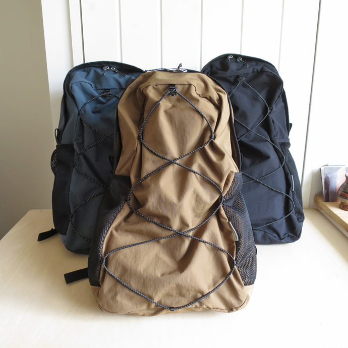 ENDS and MEANS Packable Back Pack エンズアンドミーンズ パッカブル バックパック