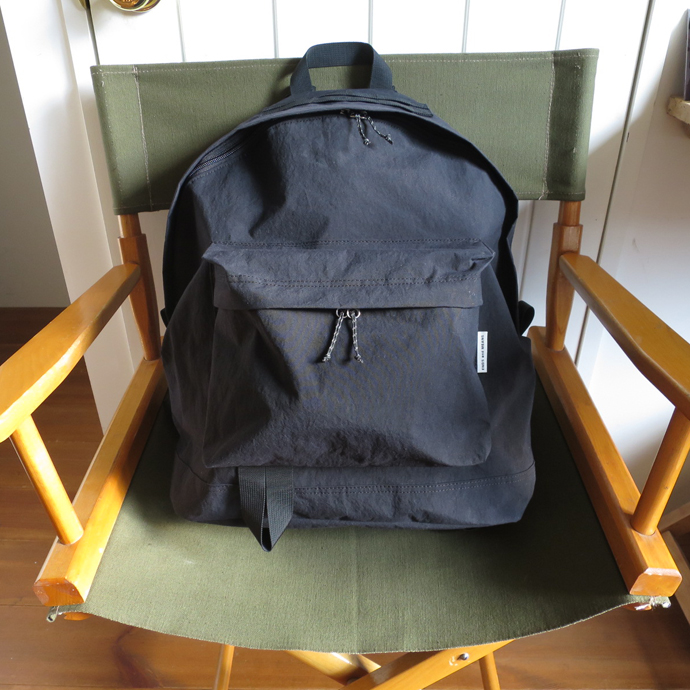 ENDS and MEANS Daytrip Back Pack / Non Leather エンズアンドミーンズ デイトリップ バックパック リュック レザー無し