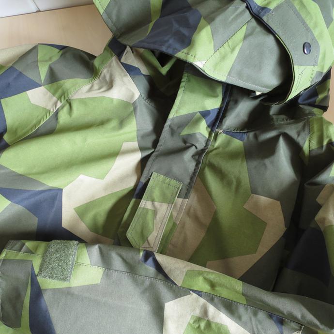 Swedish Army Field Parka Jacket / Dead Stock スウェーデン軍 ゴアテックス ジャケット / ECWCS デッドストック