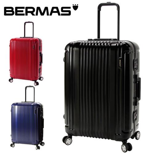 バーマス BERMAS ! ハード キャリー スーツケース 66L 大型 4泊~7泊程度 【PRESTIGE III/プレステージIII】 [フレーム62C] 60281 メンズ 【あす楽】【送料無料】