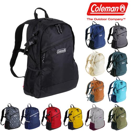 734c1b6210 Rucksack large-capacity Coleman! I wrap rucksack day pack backpack [WALKER  25]