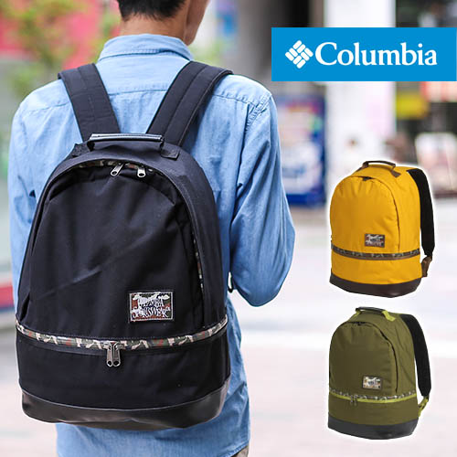【20%OFFセール】コロンビア Columbia!リュックサック デイパック バックパック [Noteworthy Destination Backpack] PU1200 メンズ ギフト レディース 黒 高校生 A4 リュック 人気 おしゃれ【送料無料】 プレゼント カバン ラッピング