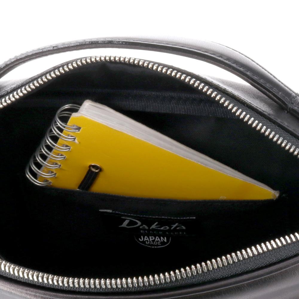 7 5限定 エントリーで最大P29倍ダコタブラックレーベル Dakota black label ショルダーバッグ ショルダーポーチアクソリオ0637639 メンズ プレゼント ギフト カバン ラッピングP10倍あす楽 送料無料0OkX8nwP