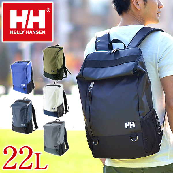 f269966c605 ヘリーハンセン HELLY HANSEN! It supports a rucksack day pack ACCESSORIES [Aker Day  Pack ...