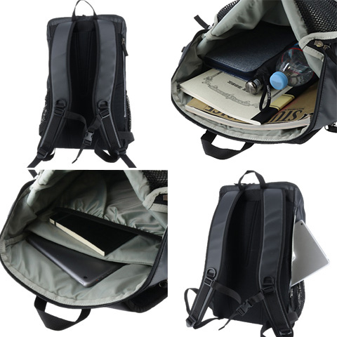 e6b8253fe94 The stylish rucksack which brings on the atmosphere that the simple design  of the square type is urbane.
