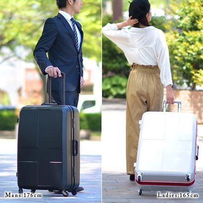 手提箱进行艰难的旅程! 创新者创新者手提箱 (90 L) inv68 男人女人 [动漫/漫画]