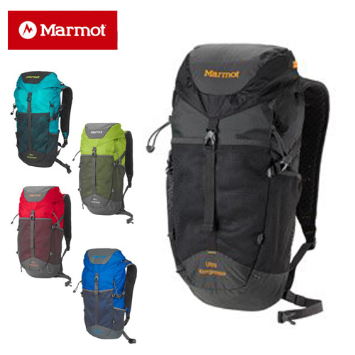 【25%OFFセール】【数量限定】マーモット Marmot!リュックサック デイパック バックパック 大容量 [Ultra Kompressor 22] m4bs2545 メンズ ギフト レディース 【送料無料】 プレゼント ギフト カバン ラッピング ラッピング ラッキーシール対応