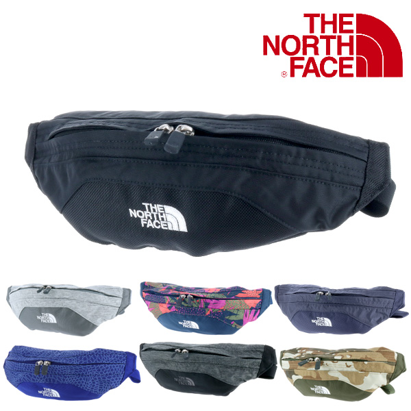 b01c95346 The North Face THE NORTH FACE! Bum-bag body bag hips bag granule [Granule]  nm71802