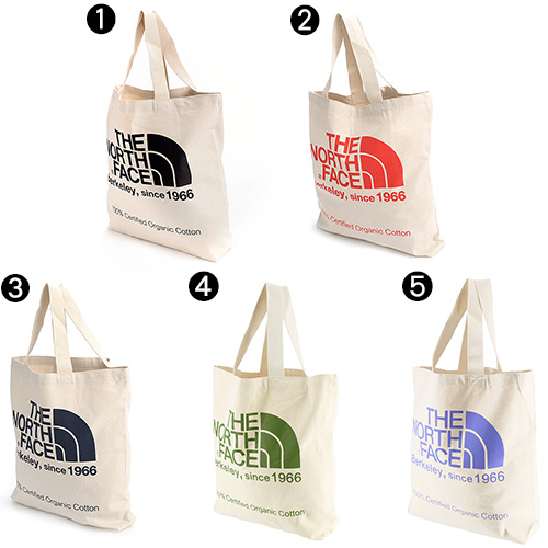 The North Face Tote Bag Tnf Organic Cotton Nm81616 Mens Las Cat Pos Not Possible Anime Manga