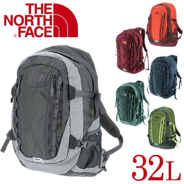 5d157c332 The north face THE NORTH FACE! Rucksack day pack big shot [BIG SHOT CL]  nm71605 men gap Dis black high school student present gift bag lapping  lapping