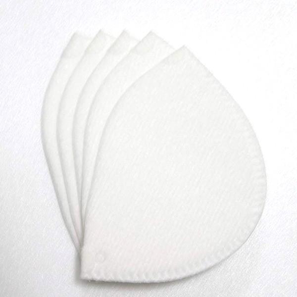 PPOPSK 機能性マスク フィルター10枚 お得 フィルター交換式 シリコン 爆安 マスク PM2.5 フィルターのみ10枚 ウィルス 遮断 ほこり 予防