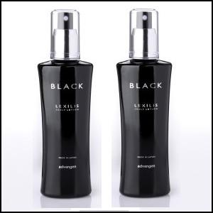 レキシリスブラック スカルプローション2本セット【医薬部外品】【LEXILIS. BLACK】