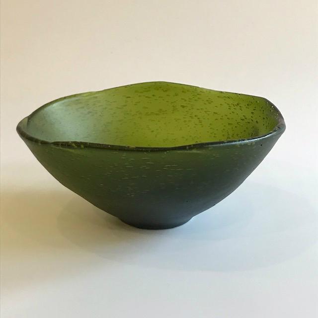 麹谷宏作 硝子茶碗