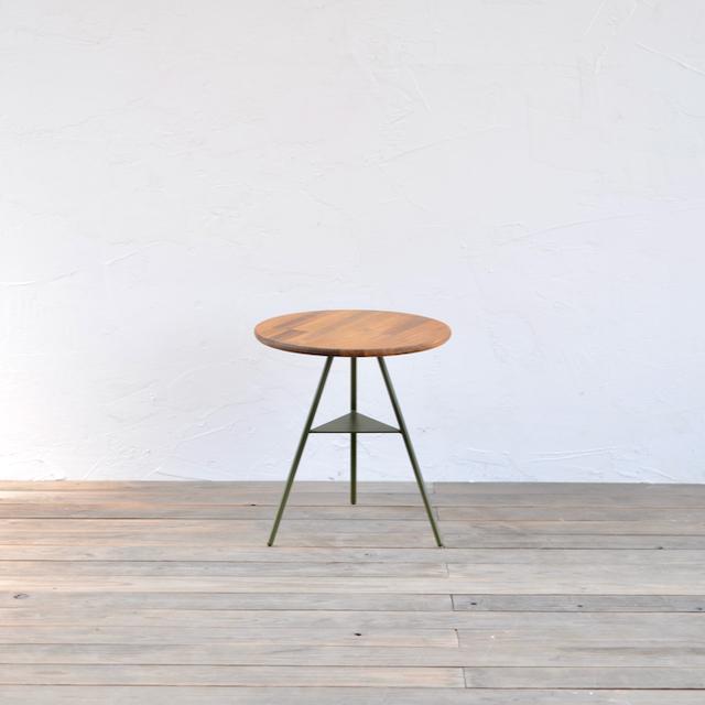 ==============================TRIPOD TABLE - PINE woodtop low トライポッドテーブル - パイン ウッドトップ ロウ