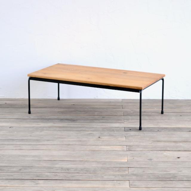 ROUND BAR TABLE - OAK / ラウンドバーテーブル - オーク