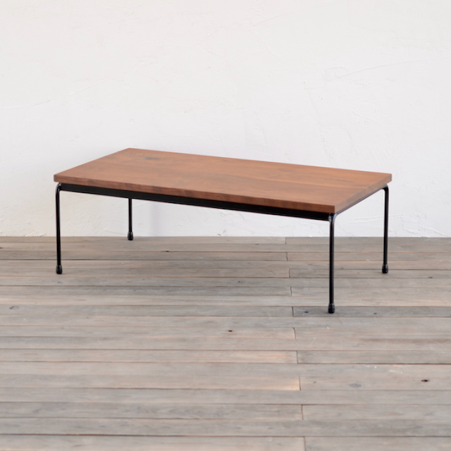 ROUND BAR TABLE - WALNUT / ラウンドバーテーブル - ウォルナット