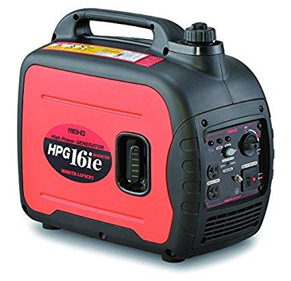 ワキタ インバーター発電機 品番:HPG-16IE ワキタ 送料無料