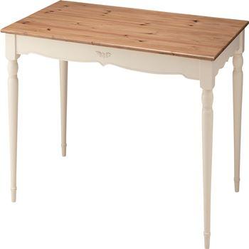 ビッキー ダイニングテーブル W135×D80×H72cm 北欧 インテリア おすすめ 家具 東谷 AZUMAYA